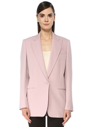 Stella McCartney Ceket Lila